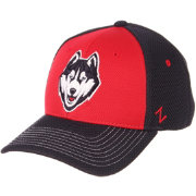 Zephyr Men's UConn Huskies Red/Blue Restitch Fitted Hat