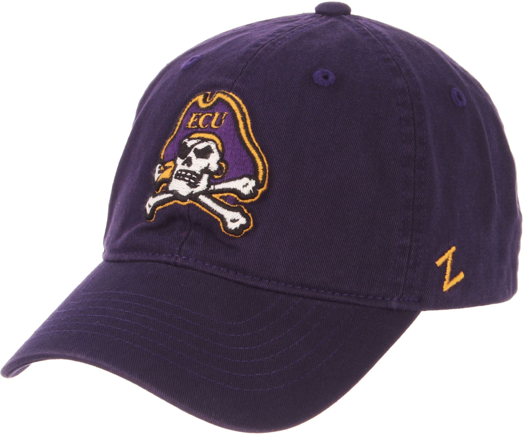 the latest ef8d7 be1e5 ... low price zephyr mens east carolina pirates purple scholarship adjustable  hat 9bfea 76ee9