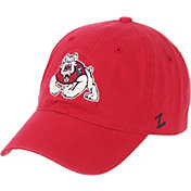 Zephyr Men's Fresno State Bulldogs Cardinal Scholarship Adjustable Hat