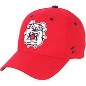 Zephyr Men's Fresno State Bulldogs Cardinal Competitor Adjustable Hat