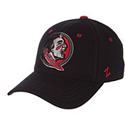 Zephyr Men's Florida State Seminoles Element II Adjustable Black Hat
