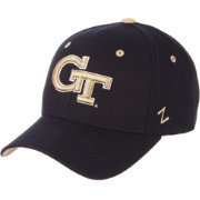 Zephyr Men's Georgia Tech Yellow Jackets Navy Competitor Adjustable Hat