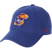 Zephyr Men's Kansas Jayhawks Blue Scholarship Adjustable Hat