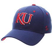 Zephyr Men's Kansas Jayhawks Blue ZH Stretch Fit Hat
