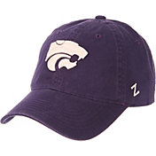 Zephyr Men's Kansas State Wildcats Purple Scholarship Adjustable Hat