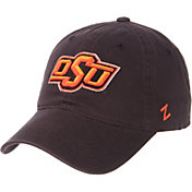 Zephyr Men's Oklahoma State Cowboys Grey Scholarship Adjustable Hat