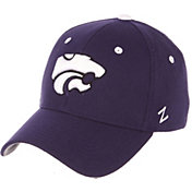 Zephyr Men's Kansas State Wildcats Purple ZH Fitted Hat