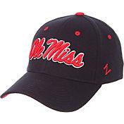 Zephyr Men's Ole Miss Rebels Blue ZH Stretch Fit Hat