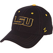 Zephyr Men's LSU Tigers Element II Adjustable Black Hat