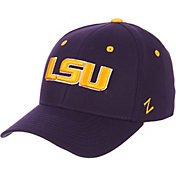 Zephyr Men's LSU Tigers Purple DH Fitted Hat