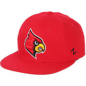 Zephyr Men's Louisville Cardinals Cardinal Red M15 Fitted Hat
