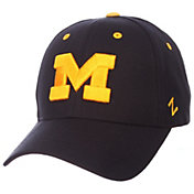Zephyr Men's Michigan Wolverines Blue Competitor Adjustable Hat