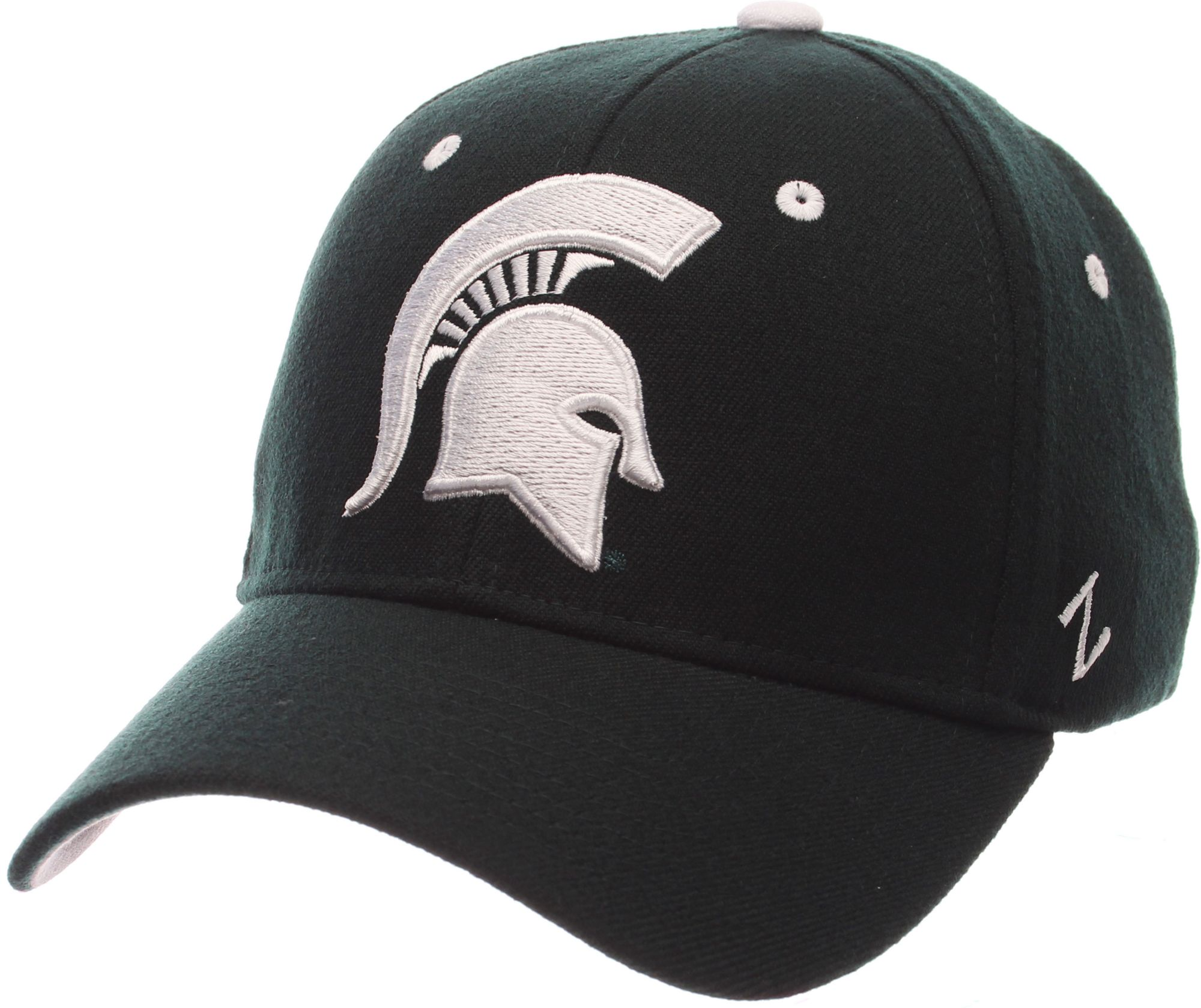 check out 08318 93778 ... official zephyr mens michigan state spartans green zh stretch fit hat  d8e70 9a265