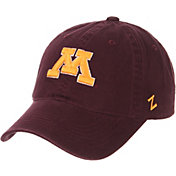 Zephyr Men's Minnesota Golden Gophers Maroon Scholarship Adjustable Hat