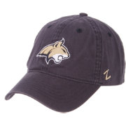 Zephyr Men's Montana State Bobcats Blue Scholarship Adjustable Hat