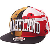 Zephyr Men's Maryland Terrapins 'Maryland Pride' Adjustable Hat