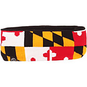Zephyr Women's Maryland Terrapins 'Maryland Pride' Knit Headband