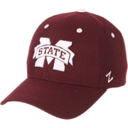 Zephyr Men's Mississippi State Bulldogs Maroon Competitor Adjustable Hat