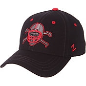 Zephyr Men's Nebraska Cornhuskers Element II Adjustable Black Hat