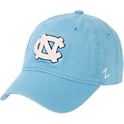 Zephyr Men's North Carolina Tar Heels Carolina Blue Scholarship Adjustable Hat