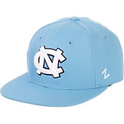 Zephyr Men's North Carolina Tar Heels Carolina Blue  M15 Fitted Hat