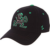 Zephyr Men's Notre Dame Fighting Irish Element II Black Adjustable Hat