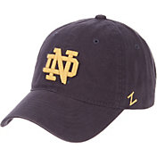 Zephyr Men's Notre Dame Fighting Irish Navy Scholarship Adjustable Hat