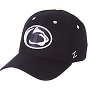 Zephyr Men's Penn State Nittany Lions Blue Competitor Adjustable Hat