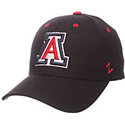 Zephyr Men's Arizona Wildcats Black Competitor Adjustable Hat
