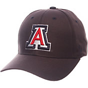 Zephyr Men's Arizona Wildcats Grey Competitor Adjustable Hat
