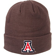 low priced f589b 4199f Product Image · Zephyr Men s Arizona Wildcats Grey Cuffed Knit Beanie