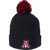 Zephyr Men's Arizona Wildcats Navy Pom Knit Beanie