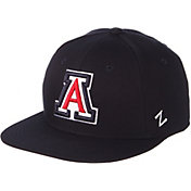 Zephyr Men's Arizona Wildcats Navy M15 Fitted Hat