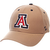 Zephyr Men's Arizona Wildcats Tan Competitor Adjustable Hat
