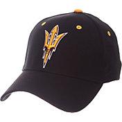 Zephyr Men's Arizona State Sun Devils ZH Stretch Fit Black Hat