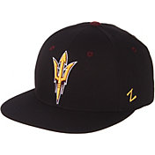 Zephyr Men's Arizona State Sun Devils  M15 Black Fitted Hat