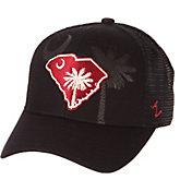 differently d0ac7 59719 Product Image · Zephyr Men s South Carolina Gamecocks State Flag Adjustable  Black Hat