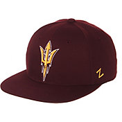 Zephyr Men's Arizona State Sun Devils Maroon M15 Fitted Hat