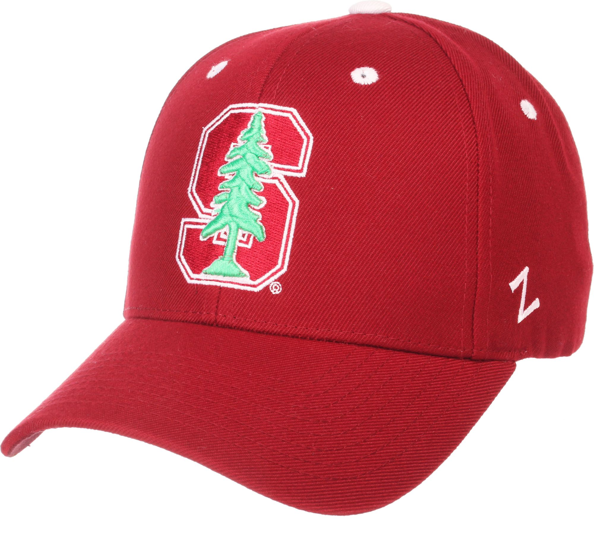 5715dafe ... uk zephyr mens stanford cardinal cardinal competitor adjustable hat  6f09b aa8a9