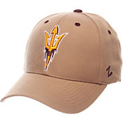 Zephyr Men's Arizona State Sun Devils Tan Competitor Adjustable Hat