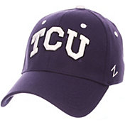 Zephyr Men's TCU Horned Frogs Purple ZH Stretch Fit Hat