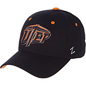 Zephyr Men's UTEP Miners Navy DH Fitted Hat