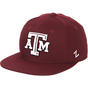 Zephyr Men's Texas A&M Aggies Maroon M15 Fitted Hat