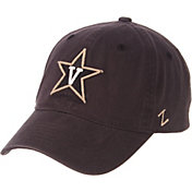 Zephyr Men's Vanderbilt Commodores Grey Scholarship Adjustable Hat