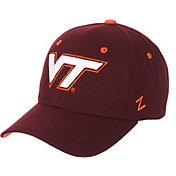 Zephyr Men's Virginia Tech Hokies Maroon Competitor Adjustable Hat