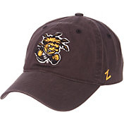 Zephyr Men's Wichita State Shockers Grey Scholarship Adjustable Hat