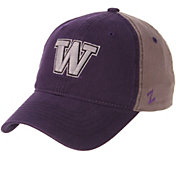 Zephyr Washington Huskies Purple/Grey Adjustable Hat