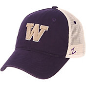 Zephyr Men's Washington Huskies Purple/White University Trucker Hat