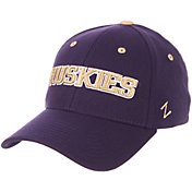 Zephyr Men's Washington Huskies Purple Zwool Fitted Hat