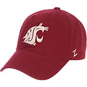Zephyr Men's Washington State Cougars Crimson Scholarship Adjustable Hat